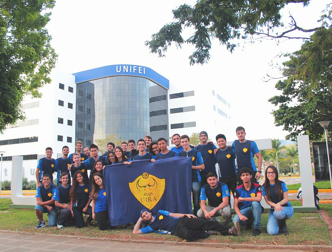 Equipe Uirá 2017-2