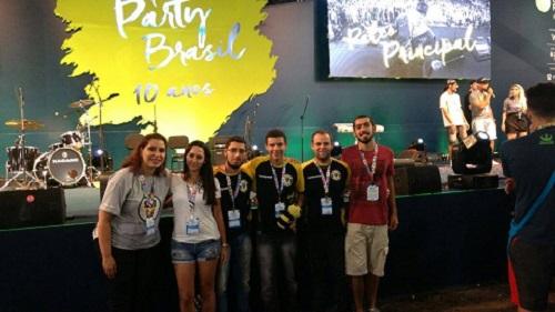 Unifei Tem Destaque Na Campus Party 2017