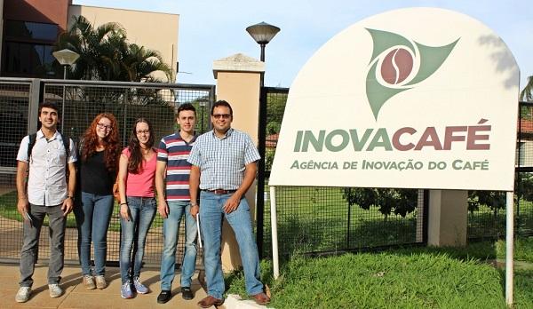 Estudantes da Unifei Visitam A Inovacafé Na Ufla
