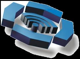 Logo 3d do DSI