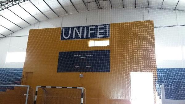 Unifei realiza reformas em seu Centro de Educação Física e Esportes ... cf998bb12d68c