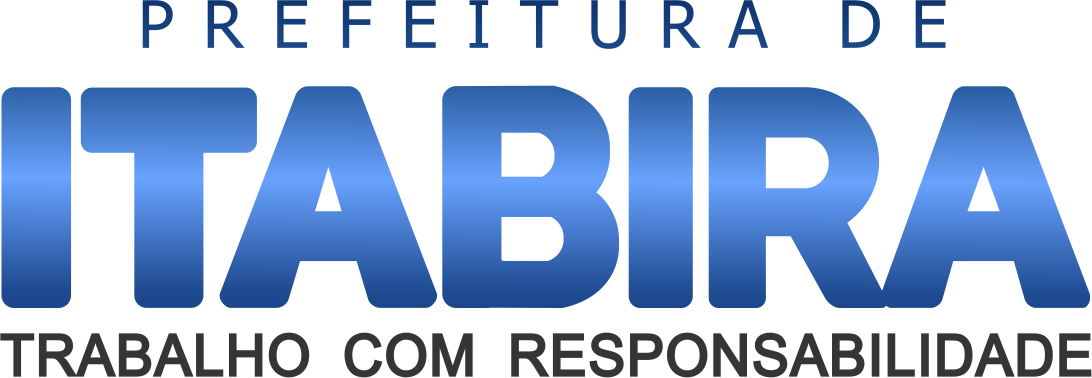 Logotipo prefeitura de Itabira