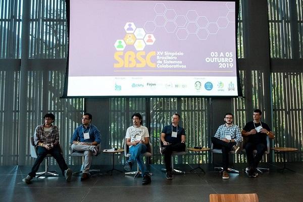 Pesquisadores do POSCOMP e do NEIRU da UNIFEI ganharam o prêmio de melhor artigo no SBSC 2019.