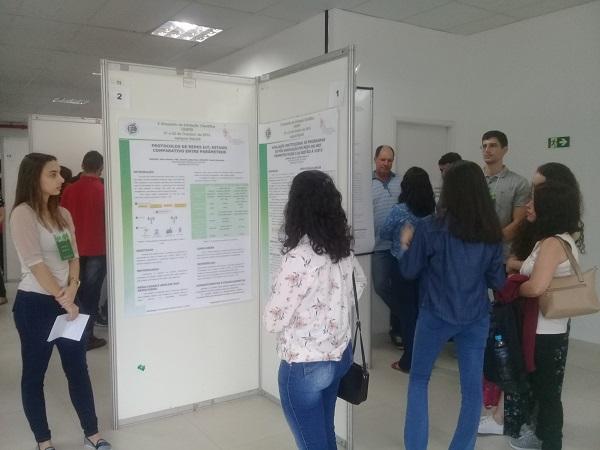 O objetivo do II Simpósio de Iniciação Científica UNIFEI foi apresentar resultados das pesquisas dos alunos vinculados aos Programas de Iniciação Científica.
